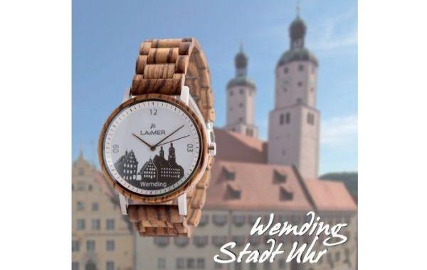 Stadtuhr Wemding